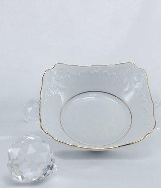 Cmielow - 1790 Marie - Luise -Gold - Schale