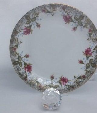 CHODZIEZ 1852 Marie-Rose - dessert plate
