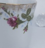 CHODZIEZ 1852 Marie -Rose - Kaffeetasse classic mit Goldrand