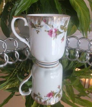 CHODZIEZ 1852 Marie - Rose - Kaffeetasse classic