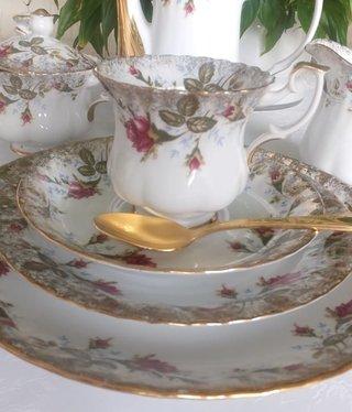 CHODZIEZ 1852 Marie-  Rose - Kaffeetasse  mit Untertasse