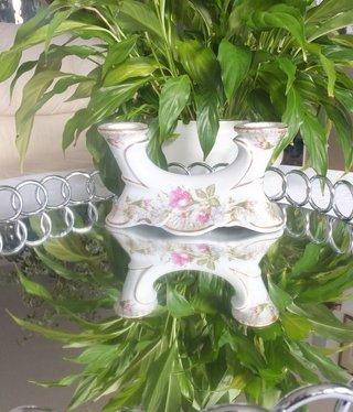 CHODZIEZ 1852 Marie - Rose - Kerzenständer