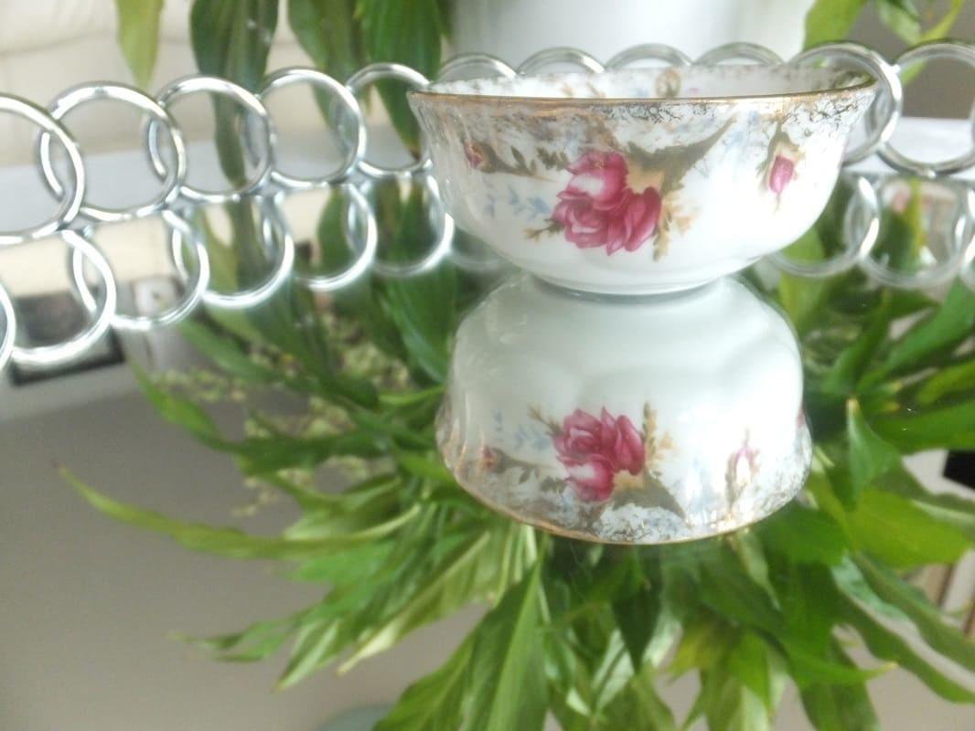 CHODZIEZ 1852 Marie - Rose small round bowl