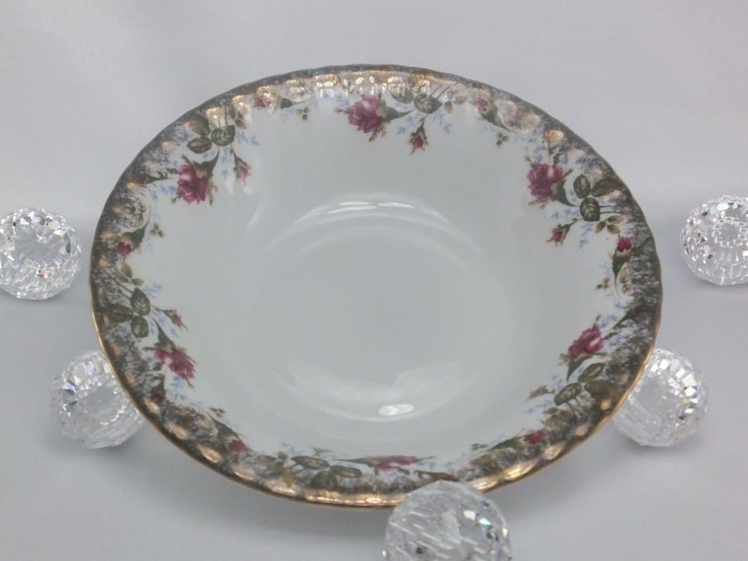 CHODZIEZ 1852 Marie - Rose  Schale rund  - 23 cm