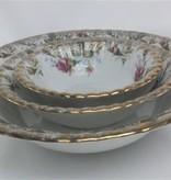 CHODZIEZ 1852 Marie - Rose Schale rund   13 cm