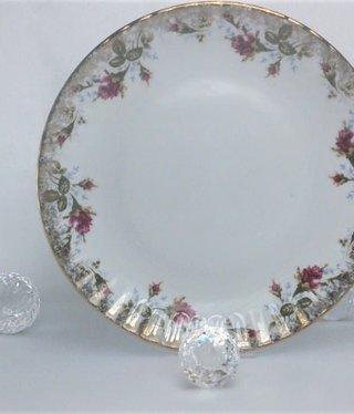 CHODZIEZ 1852 Marie Rose - Plate flat 24 cm