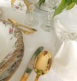 CHODZIEZ 1852 Marie - Rose plate deep pasta plate 22 cm