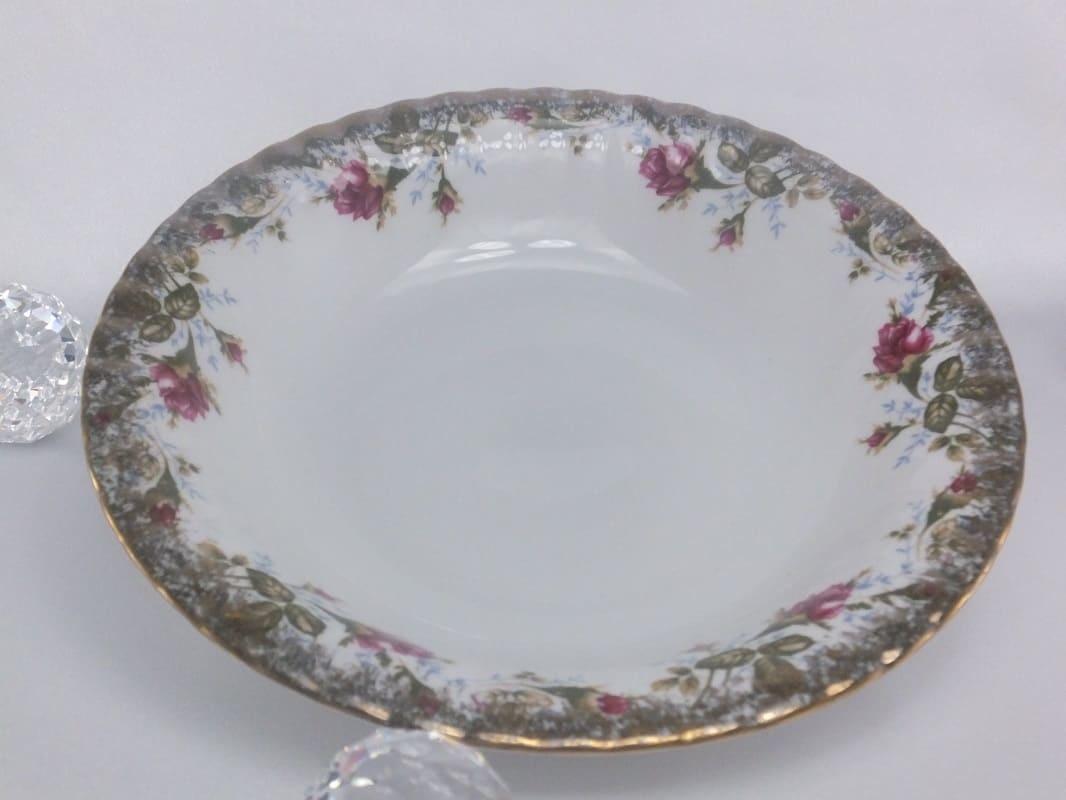 CHODZIEZ 1852 Marie -  Rose Teller tief  Pasta Teller 22 cm