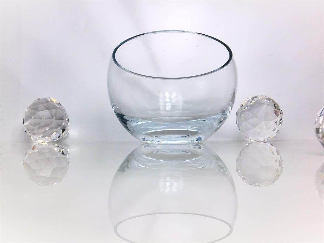 Schale aus Glas