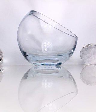 Glasschale - Klarglas