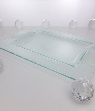 Tray - Glass 29, 5 x 22.5 cm