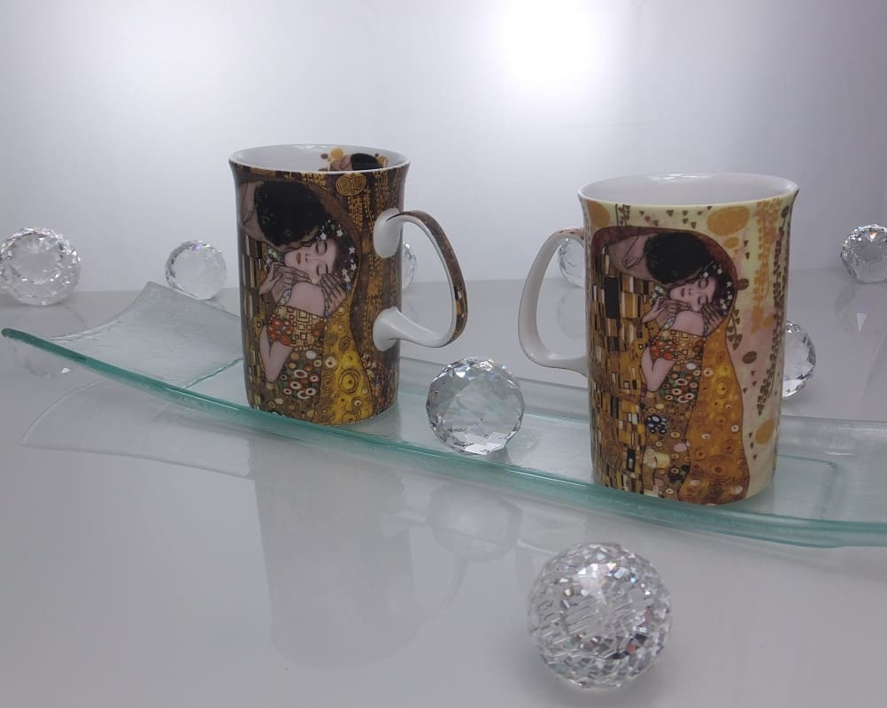 Tablett schmall- Klarglas 47 x 9,7 cm