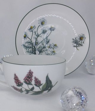 CARMANI - 1990 Grand Mumm - Teacup Set