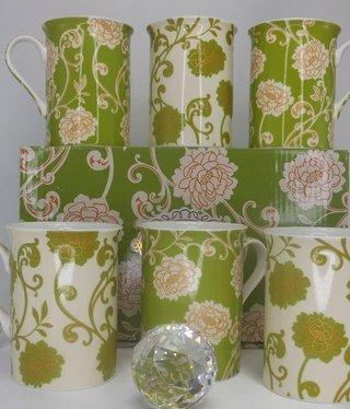 Heath McCabe set - 6 cups