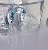 Schale aus Glas Twin  14,5 cm x 6 cm