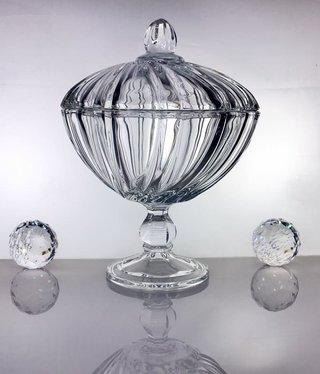 IRENA -  1924  Bonbonniere - Klarglas - groß