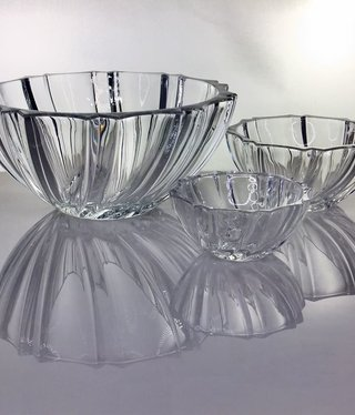 IRENA -  1924  Glass bowls - 4 sizes