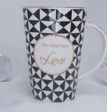 XXL Kaffeetasse in Geschenkbox