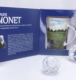 CARMANI - 1990 Claude Monet - Mohnfeld  bei Argenteuil - Kaffeetasse