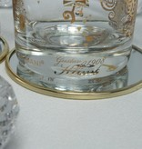 CARMANI - 1990 Gustav  Klimt - Glas - Adele Bloch Bauer - Wasserglas /Whiskyglas