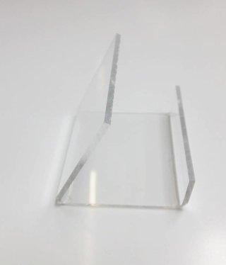 DELUXE by MJS Teller / Glas -Aufsteller