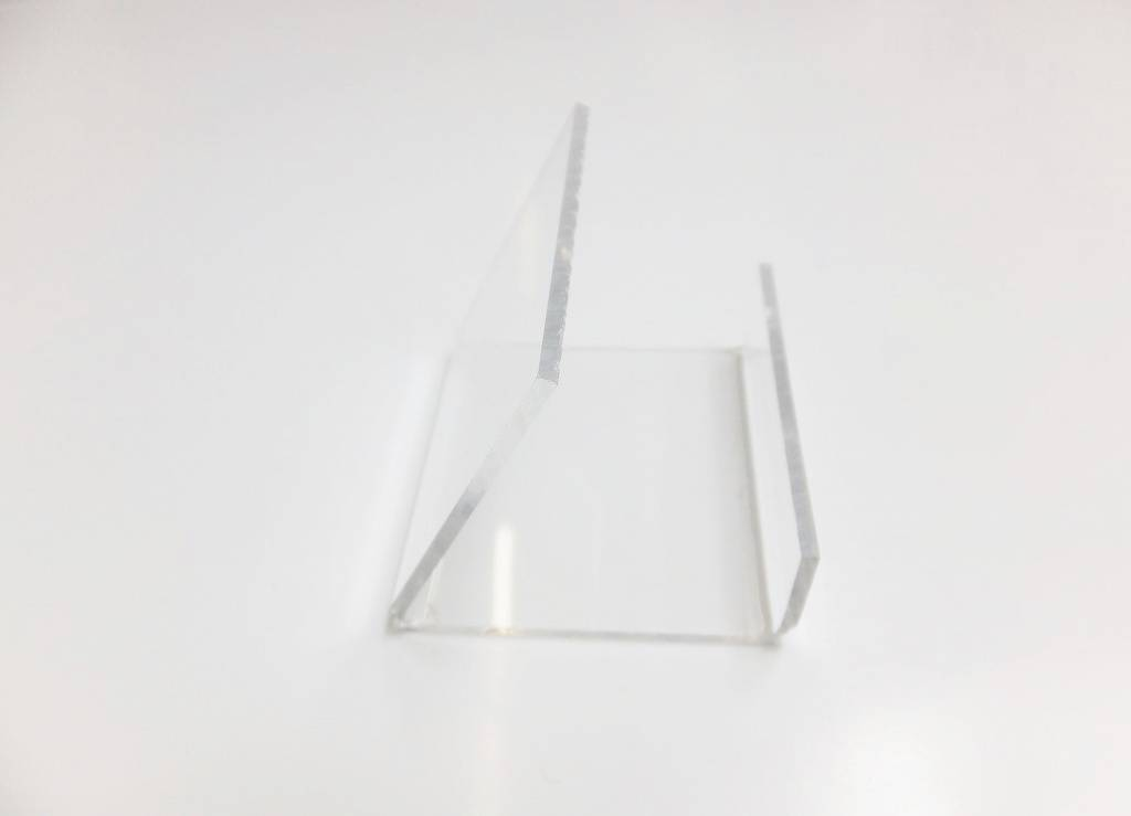 DELUXE by MJS Plate / glass stand
