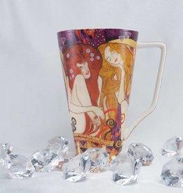 CARMANI - 1990 Gustav Klimt - Mug XL - Beethoven Frieze