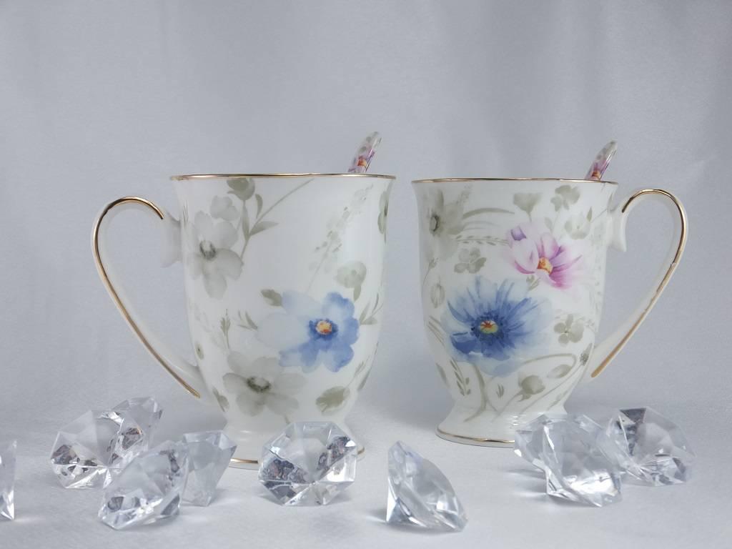 Piaf - high quality porcelain cups in fine bone Chna