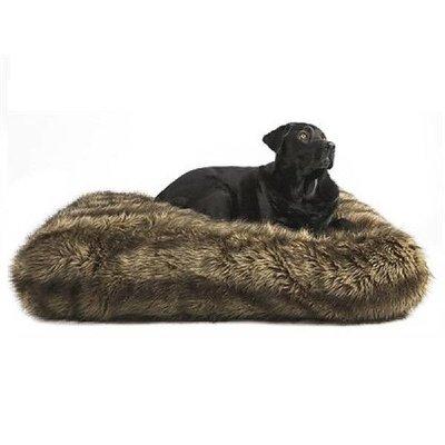 Lex & Max Hondenkussen Hoes Ligzak Royal Fur Wolf