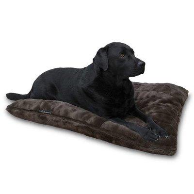 Lex & Max Hondenkussen Hoes Ligzak Royal Fur (3 kleuren)