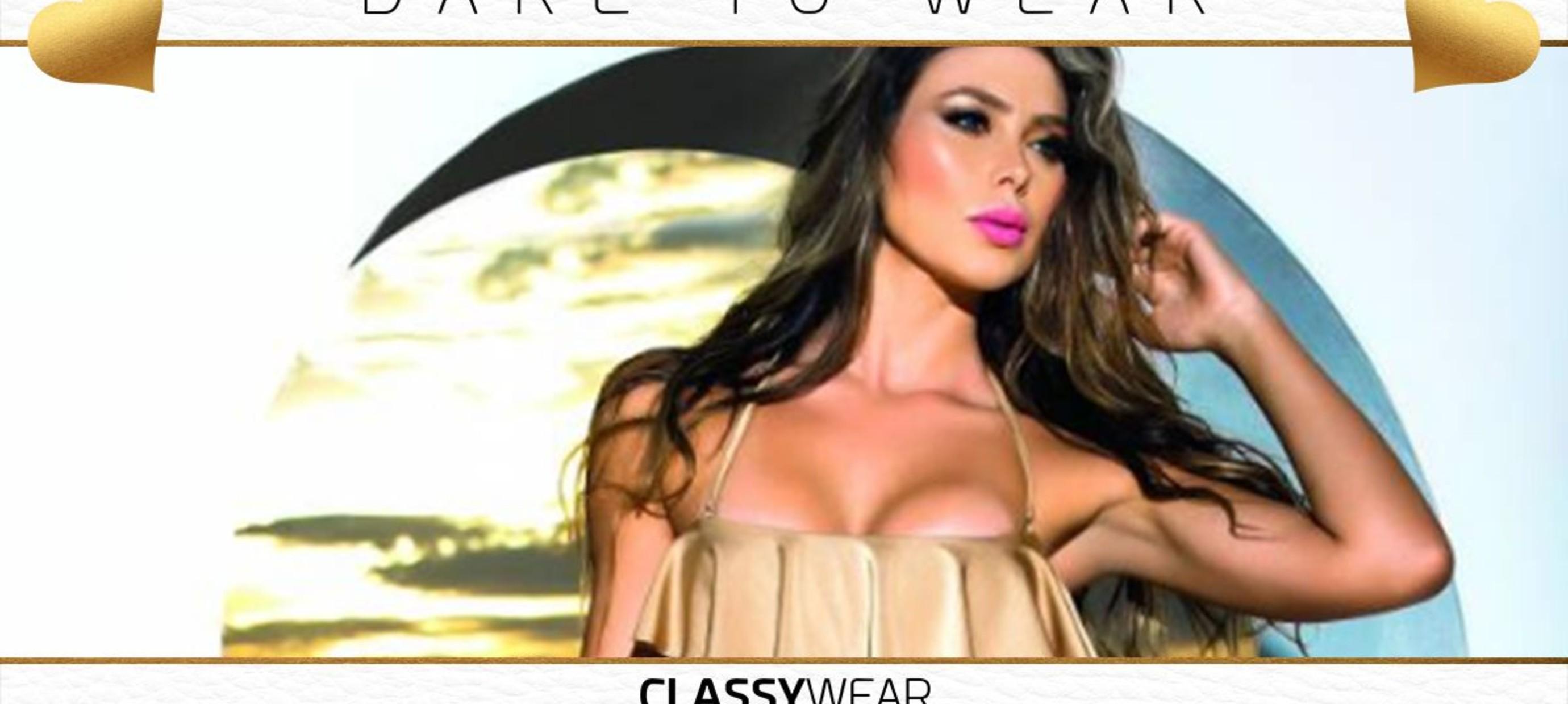 De zomer komt er aan. (Sexy) bikini's bij ClassyWear