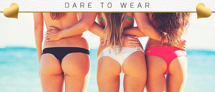 String Bikini's; van taboe naar musthave