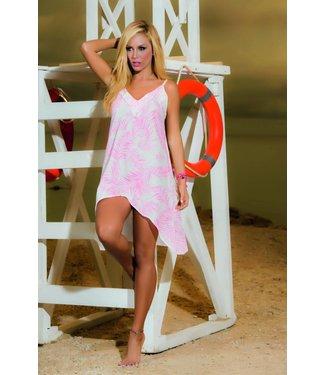 Strandjurkje met roze detail