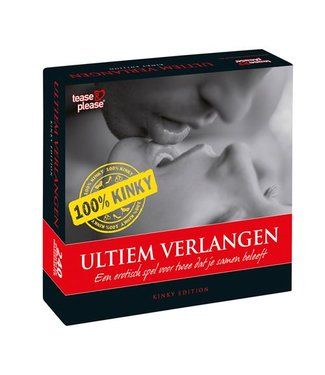 Tease & Please Ultiem Verlangen (kinky edition)