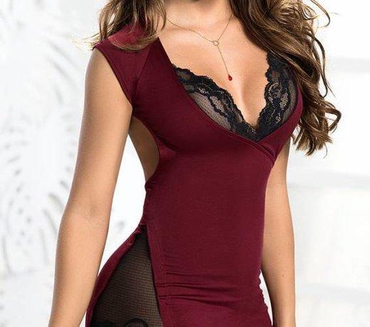 Classy kanten jurkjes online shoppen