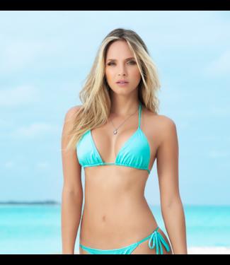 Mapalé Triangel bikini top (aqua)