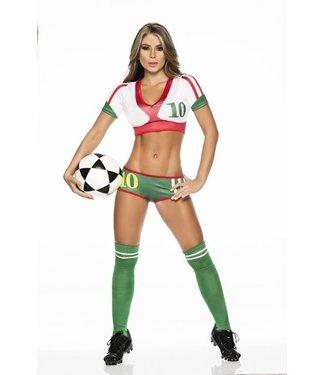 Mexico, Querido Outfit