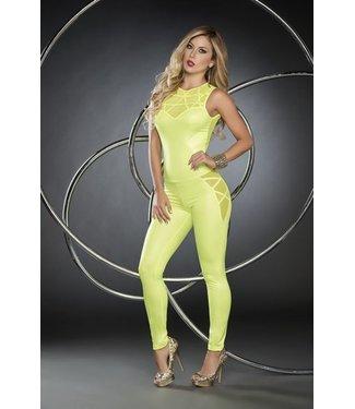 Espiral Lingerie Hot green jumpsuit
