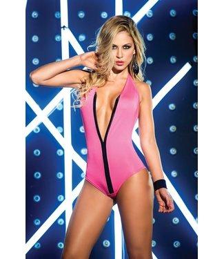 Roze bodysuit