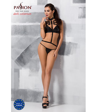 Passion Zwarte set 'lamis'
