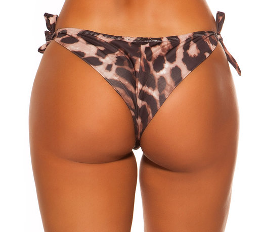 Losse bikini broekjes