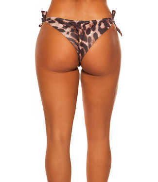 Bikini broekje (panter)