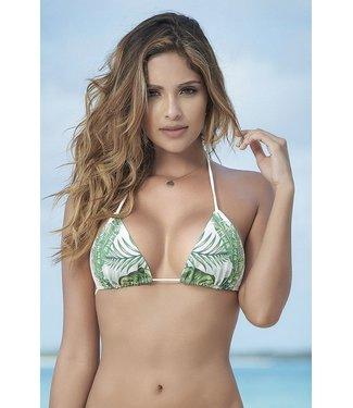 Triangel bikini top (rainforest)