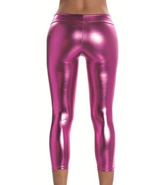 Espiral Lingerie Metallic magenta legging