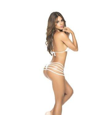 Mapalé Strappy panty (white)