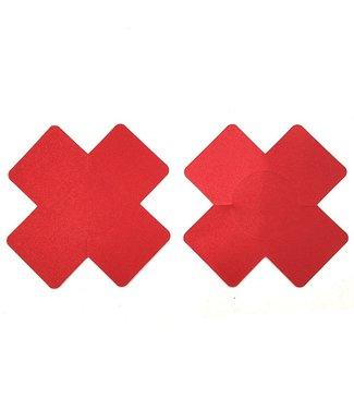 ClassyWear Rode tepelplakkers