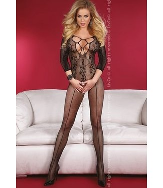 LivCo Corsetti Bodystocking Amani (black)