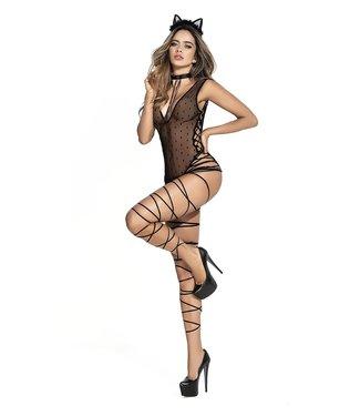 Mapalé Exclusief cat-girl lingerie setje