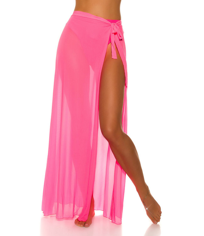 ClassyWear Mix it! Neon roze sarong