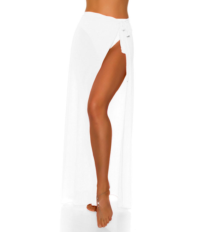 ClassyWear Mix it! Witte sarong
